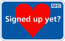 For information about organ donation and transplantation Organ Donor line 0845 60 60 400 http://www.uktransplant.org.uk/